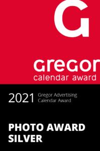 Gregor Calendar Award - Photo Award Silver 2021 für Kaloo Images