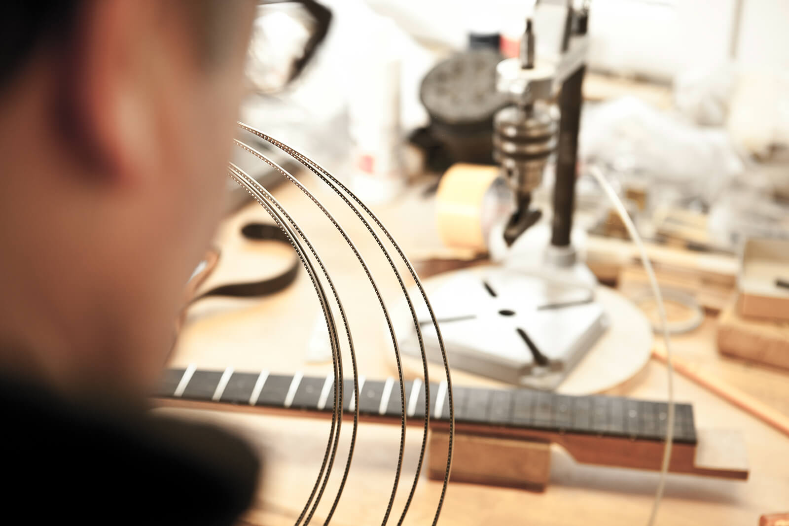 Reportage Puntke Guitars
